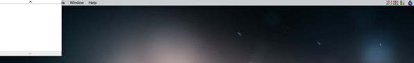 Deluge icon menu